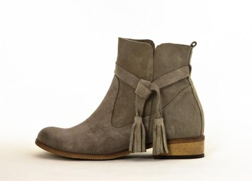 50476fc6 CAPPUCCINO ZAMSZOWE BOTKI Z TROCZKIEM Margoshoes - producent butów ...